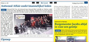 2012 antwood zoekt stemmen de loop