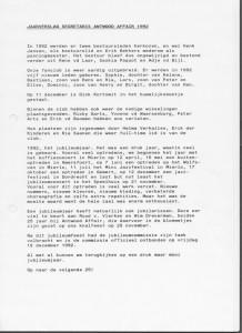 jaarverslag 1992